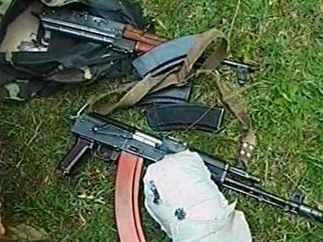 оружие, автоматы АК