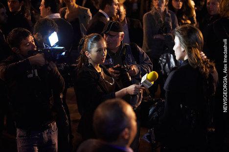 журналисты, пресса, телевидение