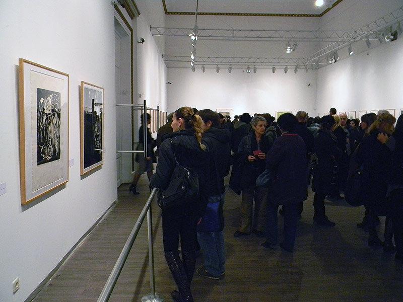 Базелиц, выставка