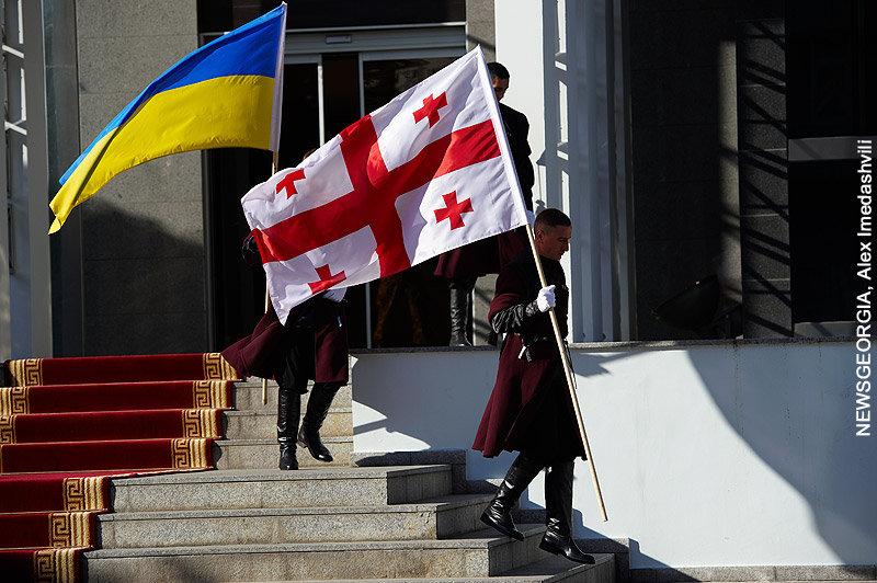 Грузия, Украина, министерство обороны, сотрудничество