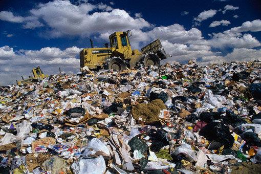 мусор, мусорная свалка