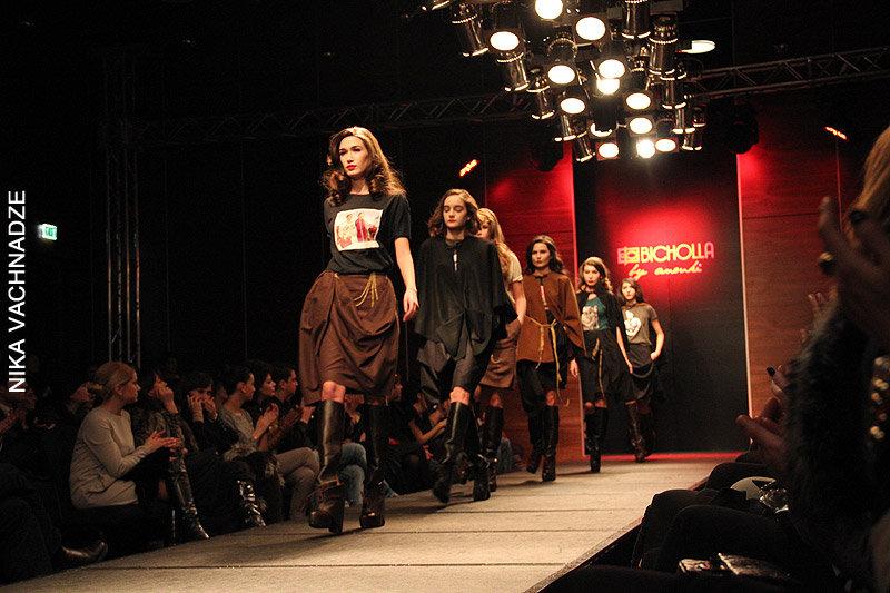 мода, показ, коллекция Бичолы