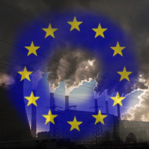 изменение климата производство ЕС