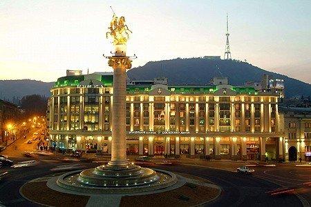 отель Кортиярд Марриотт Тбилиси
