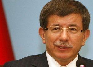 Ахмед Давутоглу