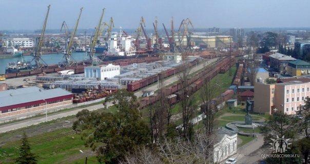 порт Поти
