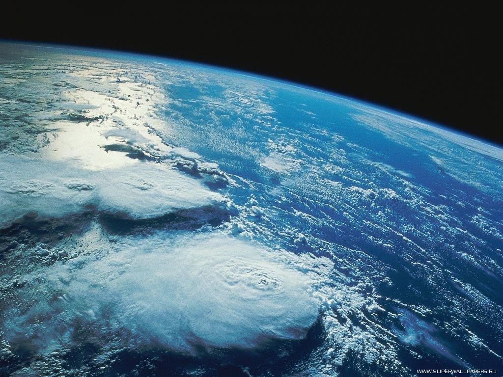 Земля космос