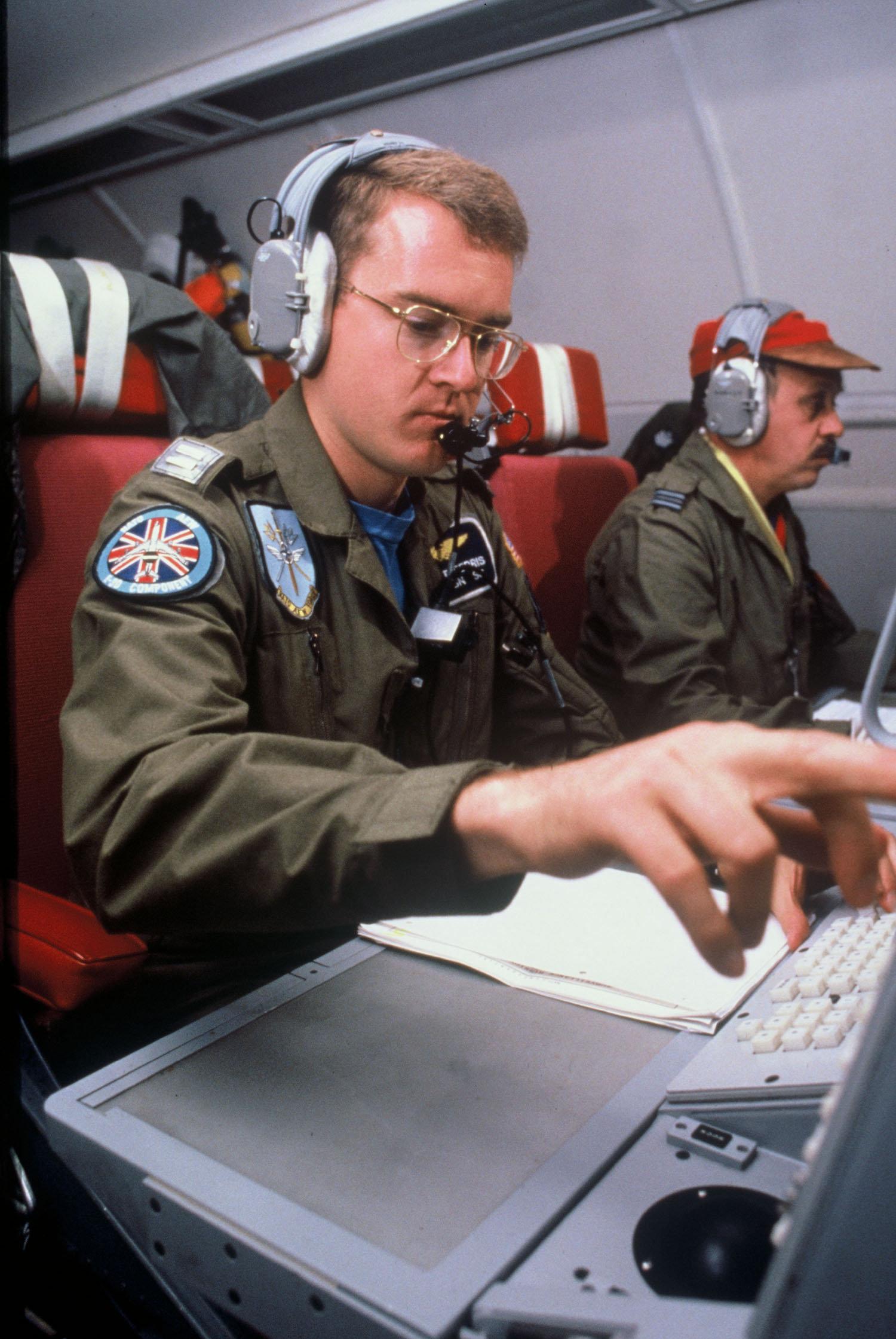ВВС НАТО ПВО AWACS