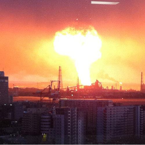 АЭС Япония