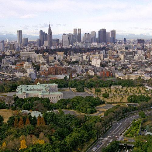 Токио Япония