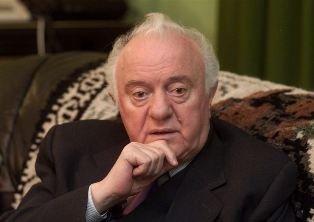 Эдуард Шеварднадзе
