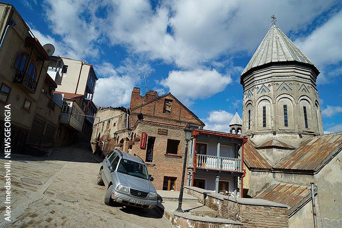 Тбилиси, армянская церковь