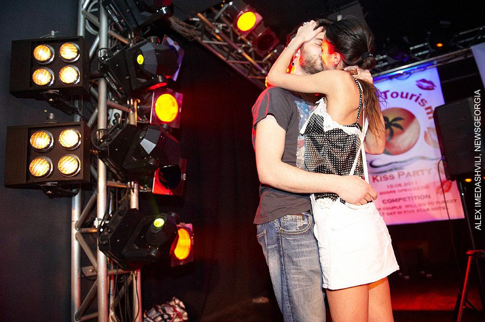 конкурс Kiss Party