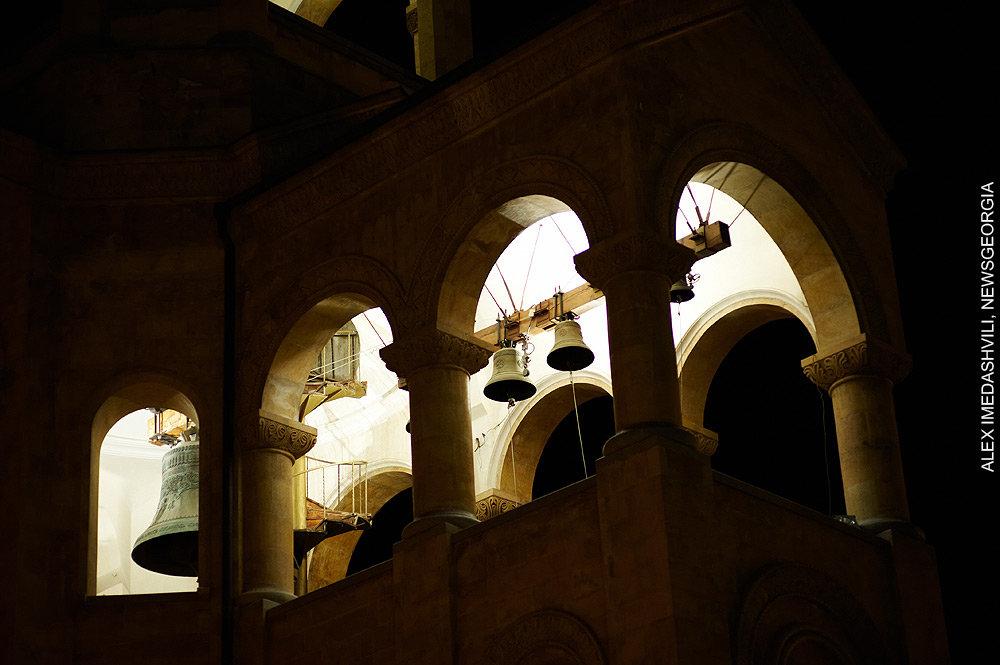храм Святой Троицы Самеба церковь