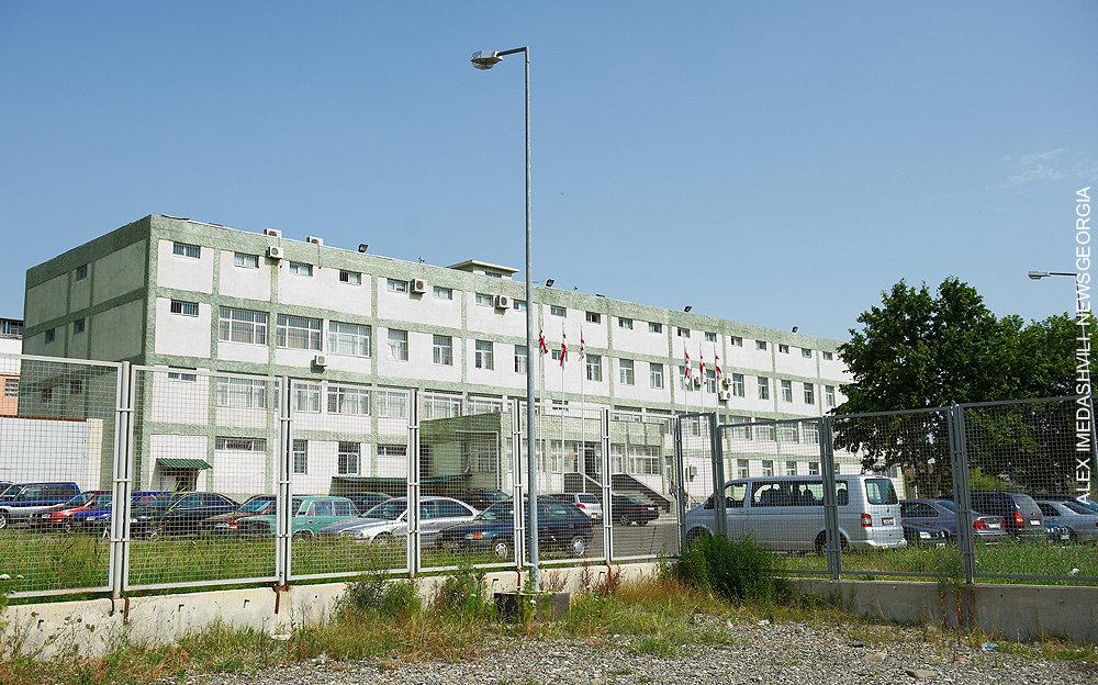 Глданская тюрьма N8 СИЗО
