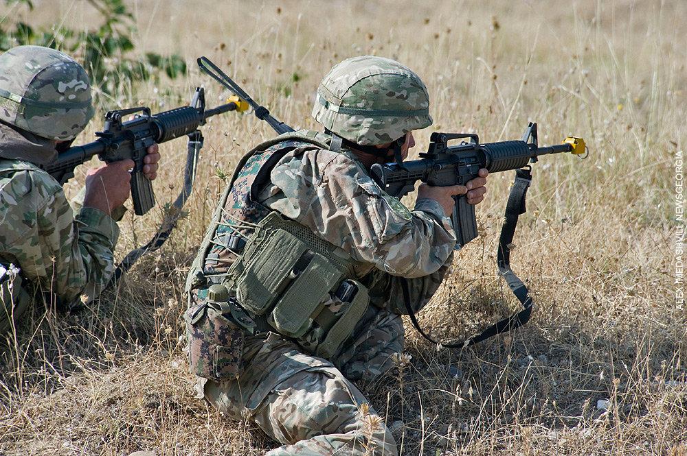 учения армия