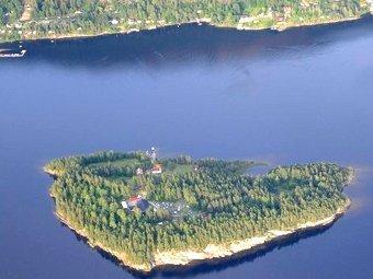остров Утойя Норвегия