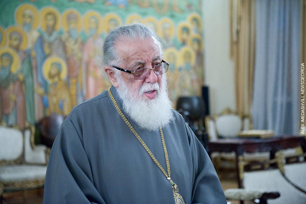 Католикос Патриарх Илиа Второй