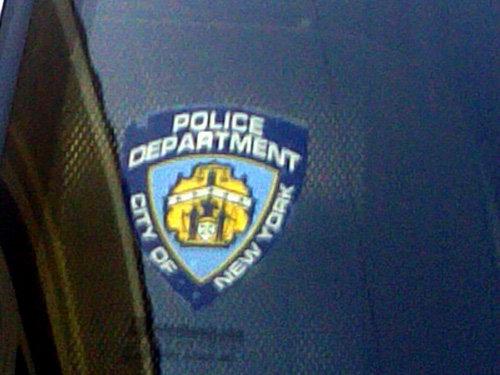 полиция Нью-Йорк США