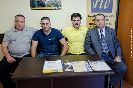 Шота Келдишвили Максим Рыжов пресс-конференция