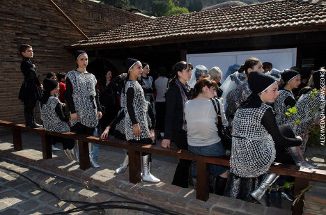 народ люди Тбилисоба