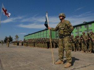 Грузинская армия, ротация, Афганистан