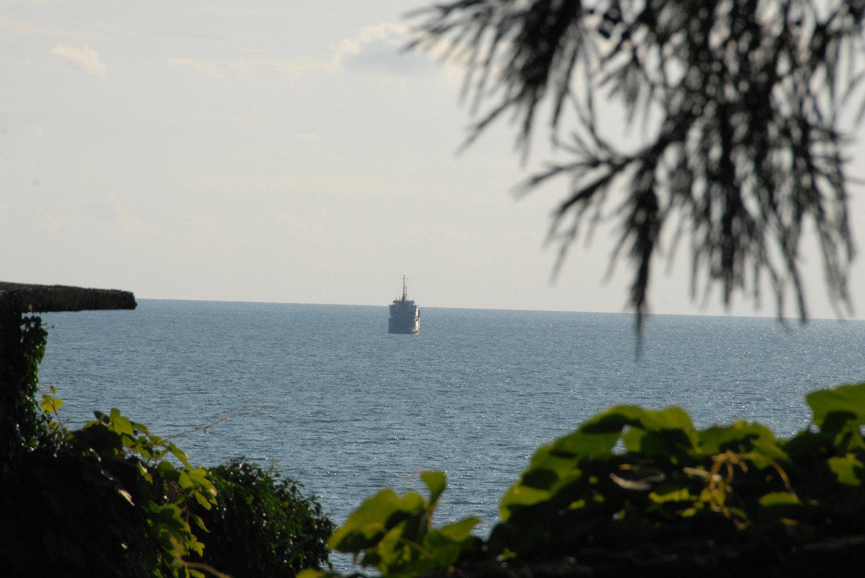 Батуми, море