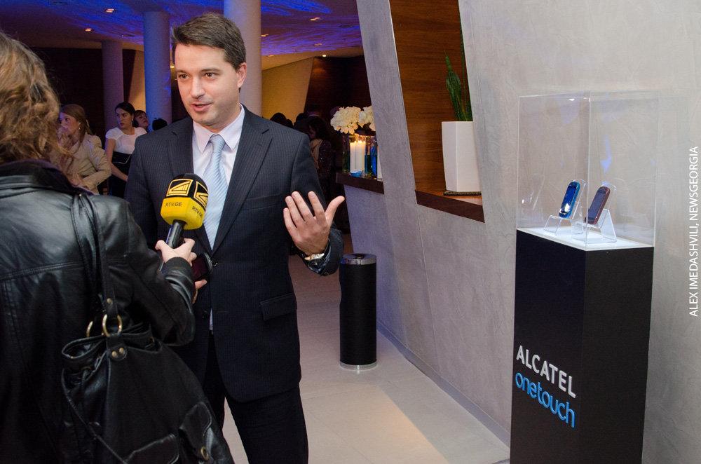 генеральный директор Beeline в Грузии Андрей Пятахин