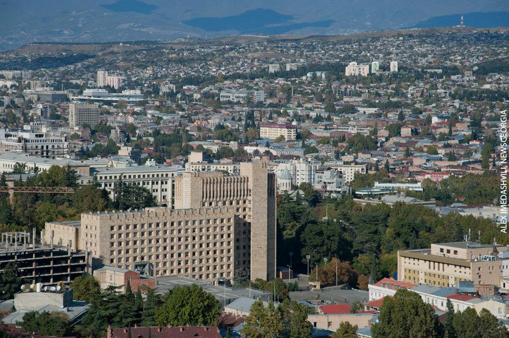 правительство Тбилиси