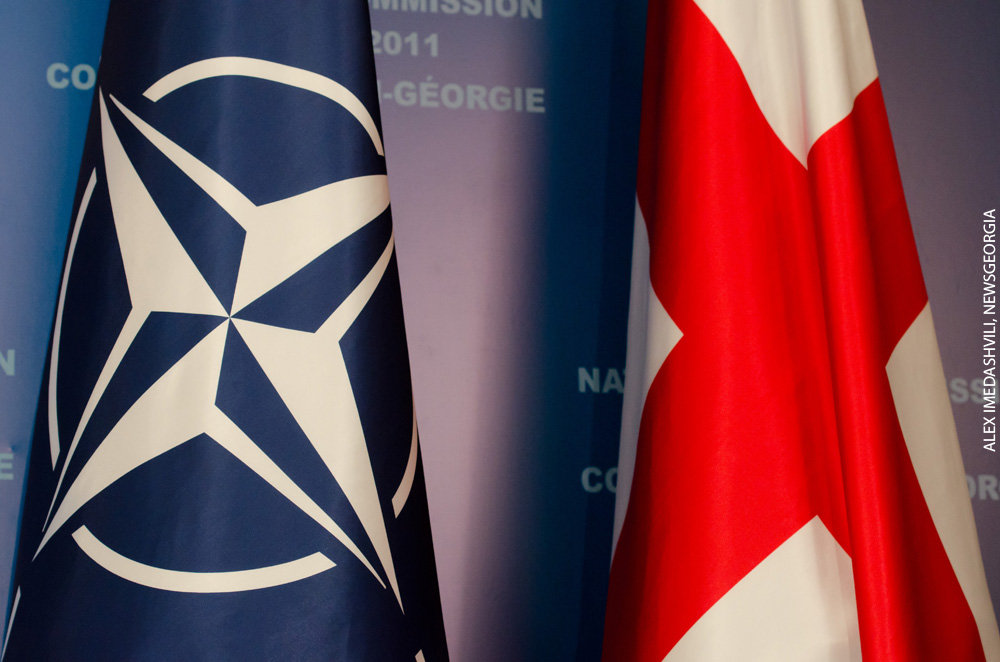 комиссия НАТО Грузия
