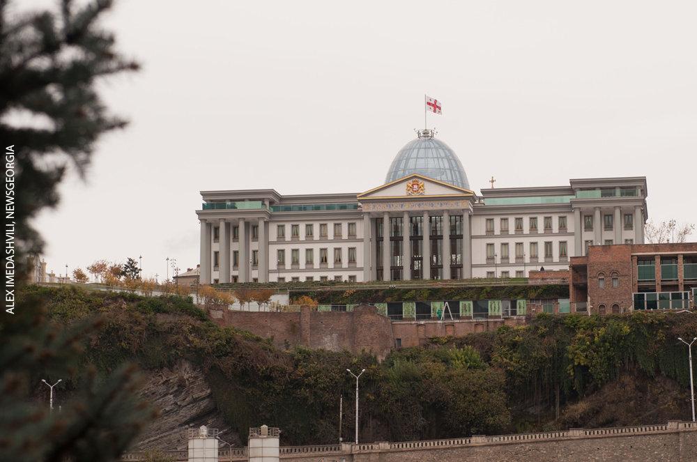 резиденция дворец президента