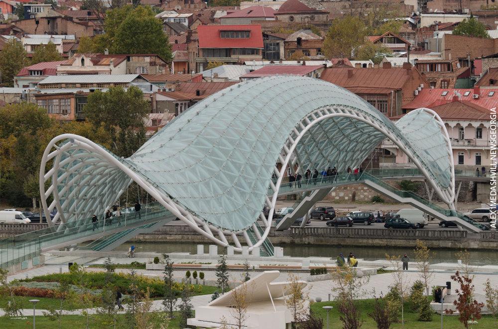 Тбилиси Мост Мира