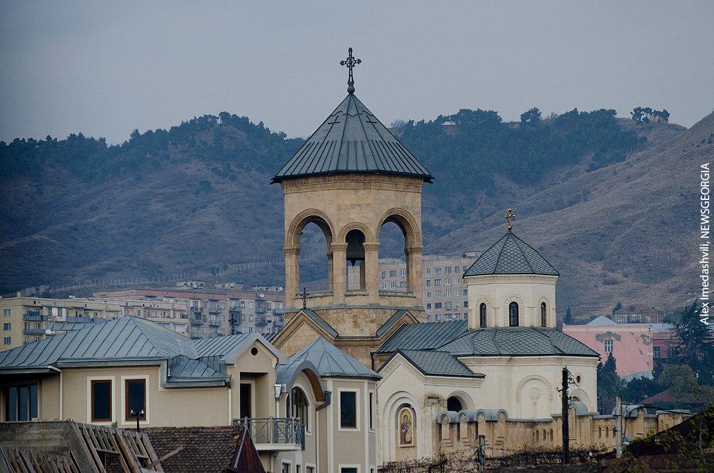 православие церковь храм Троица