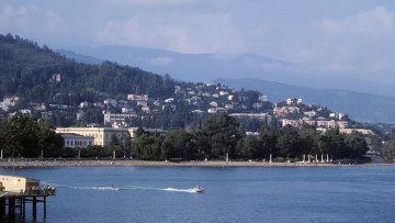 Сухуми Абхазия архив