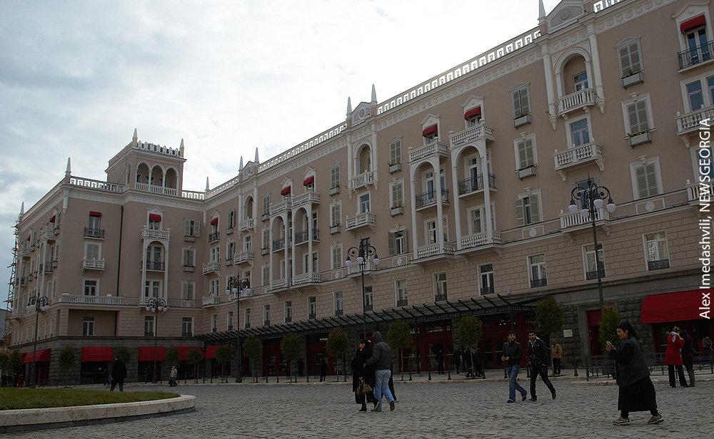 Тбилиси проспект Агмашенебели