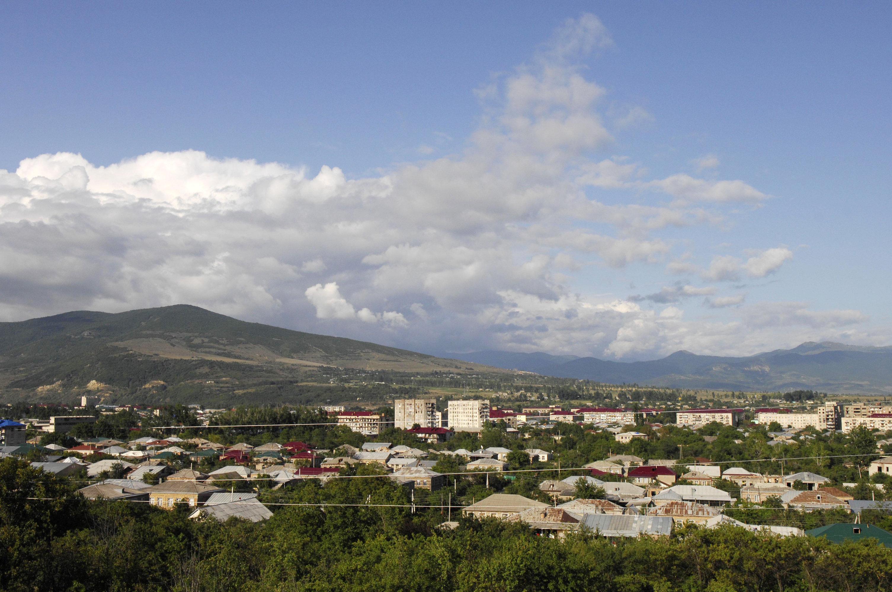 Цхинвали Южная Осетия
