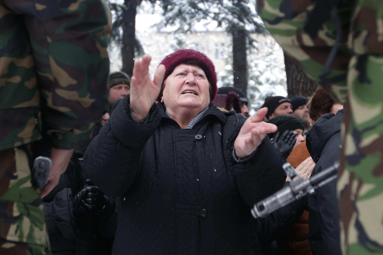 день обстановка в южной осетии на 15 12 15 Краснодарский край