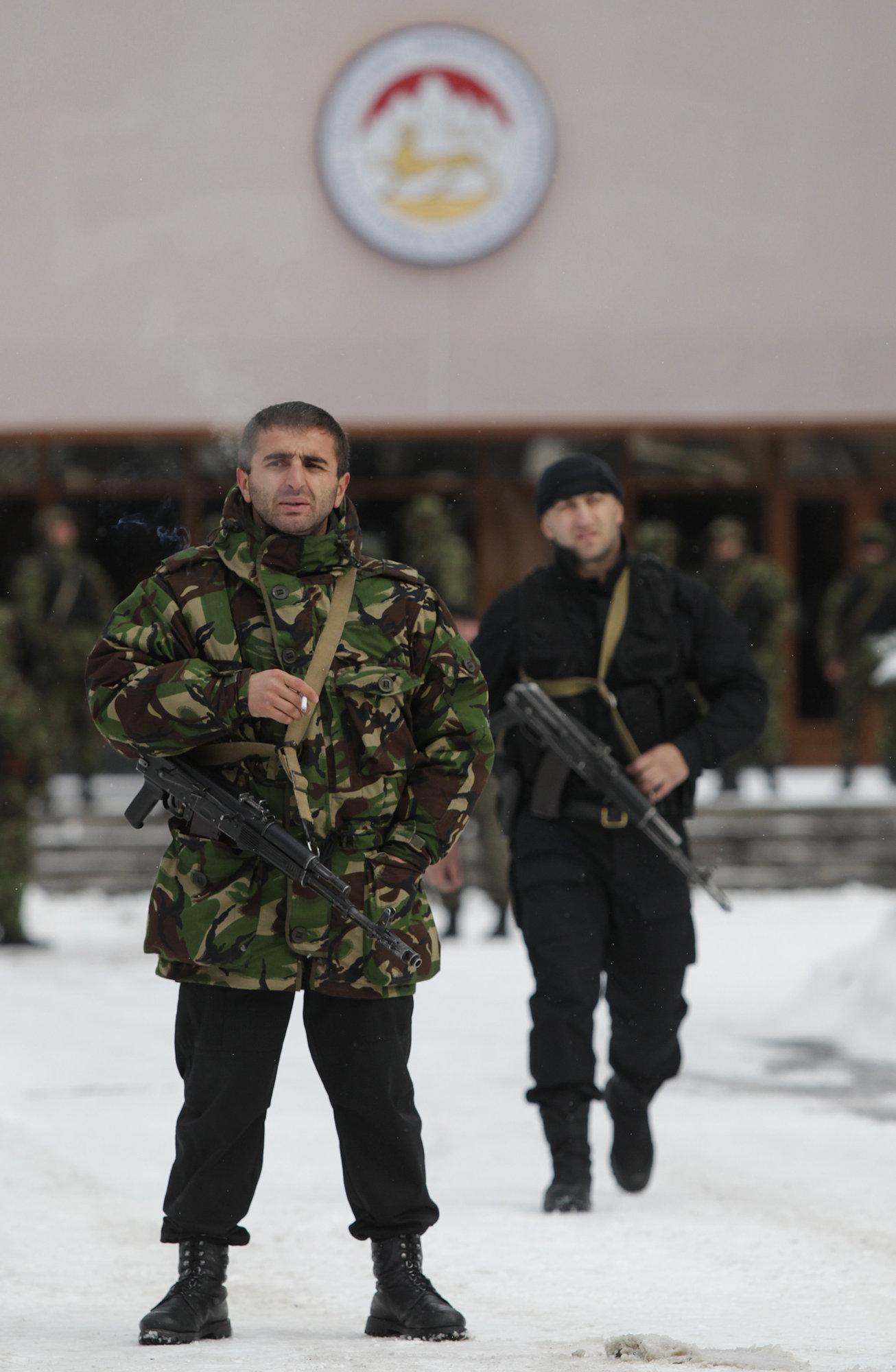 Южная Осетия Цхинвали