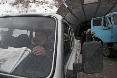 Рокский тоннель Транскам