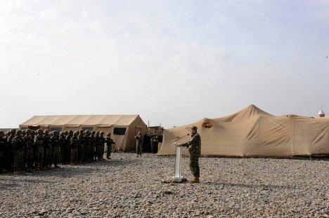 Михаил Саакашвили Афганистан