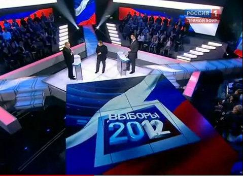 Жириновский и Пугачева