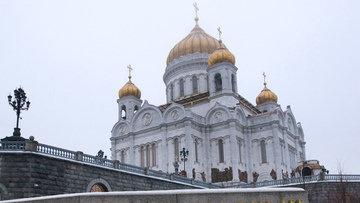 храм Христа Спасителя Москва