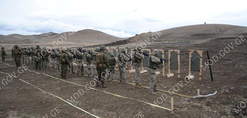 армия оборона учения Вазиани