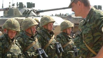 российская армия Россия