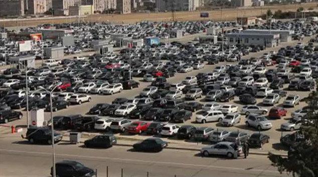 автомобильный рынок в улан удэ Форте