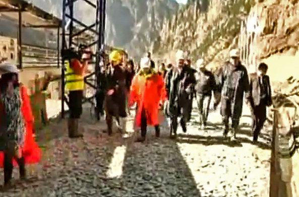 ГЭС Дарьяльское ущелье