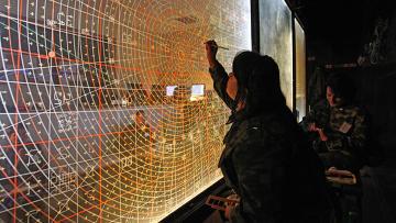 радар ПРО ПВО