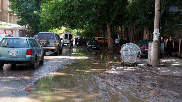 Тбилиси дождь