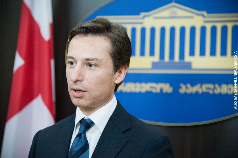Георгий Таргамадзе