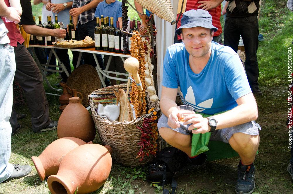 фестиваль молодого вина туристы туризм